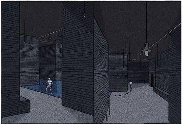 Der Magnet, Edition Moderne, Auschnitt Seite 99