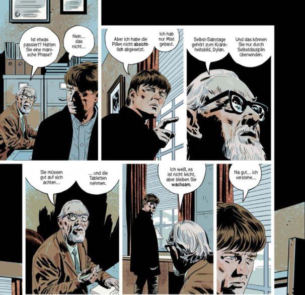Kill or be killed 3, Splitter Verlag, Ausschnitt Seite 11