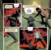 Kill or be killed 3, Splitter Verlag, Ausschnitt Seite 8