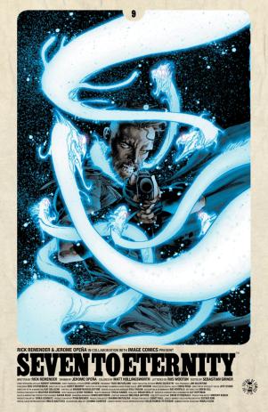 Seven to Eternity #9
