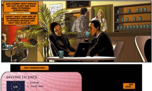 Die Flüsse von London 1, Panini Comics, Auschnitt Seite 10