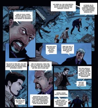 Chaos 2, Splitter Verlag, Ausschnitt Seite 11