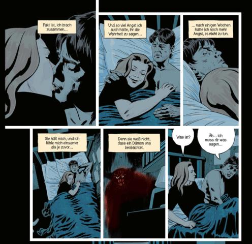 Kill or be Killed 4, Splitter Verlag, Ausschnitt Seite 16