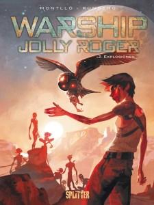 Warship Jolly Roger 2, Splitter Verlag