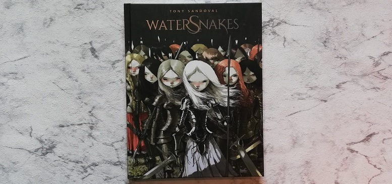 WaterSnakes von Tony Sandoval +Rezension+