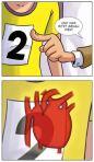 Es war einmal das Leben - Das Herz, Splitter Verlag, Auschnitt Seite 4