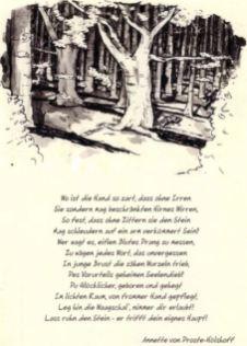 Die Judenbuche, Knesebeck Verlag, Seite 9