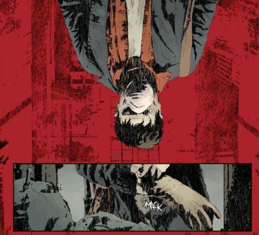 Gideon Falls 1, Ausschnitt Seite 3, Splitter Verlag