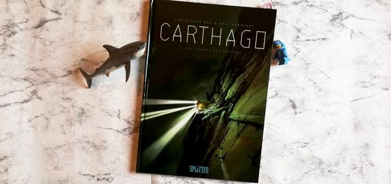 Carthago: Die Lagune auf Fortuna 1/x +Rezension+