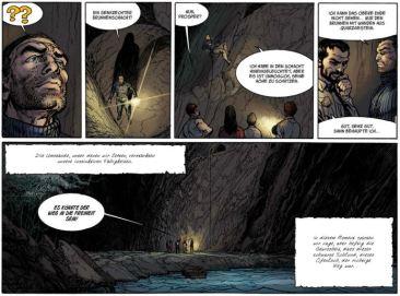 Fulgur 3, Ausschnitt Seite 11, Splitter Verlag