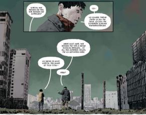 Gideon Falls 2, Ausschnitt Seite 8, Splitter Verlag