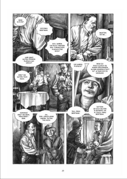 Haarmann, Ausschnitt Seite 20, Carlsen