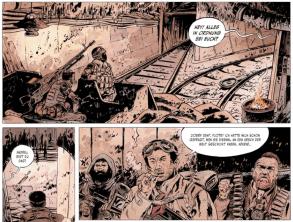 Metro 2033, Ausschnitt Seite 10, Splitter Verlag