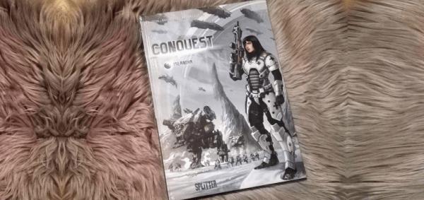 Conquest – 1 Islandia +Rezension+