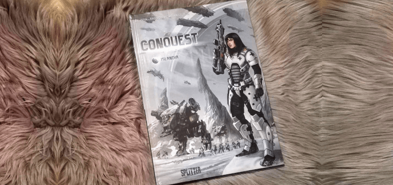 Conquest – 1 Islandia +Rezension+