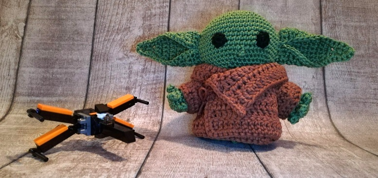 Häkeln ⇒ Baby Yoda