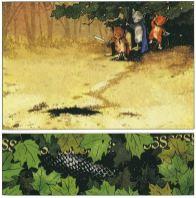 Mouse Guard 1, Ausschnitt 4, Cross Cult