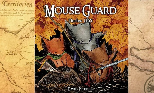 Mouse Guard 1 – Herbst 1152 +Rezension+