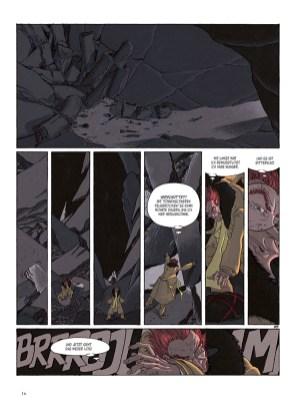 Im Labyrinth der Erinnerungen, Schreiber & Leser, Seite 16