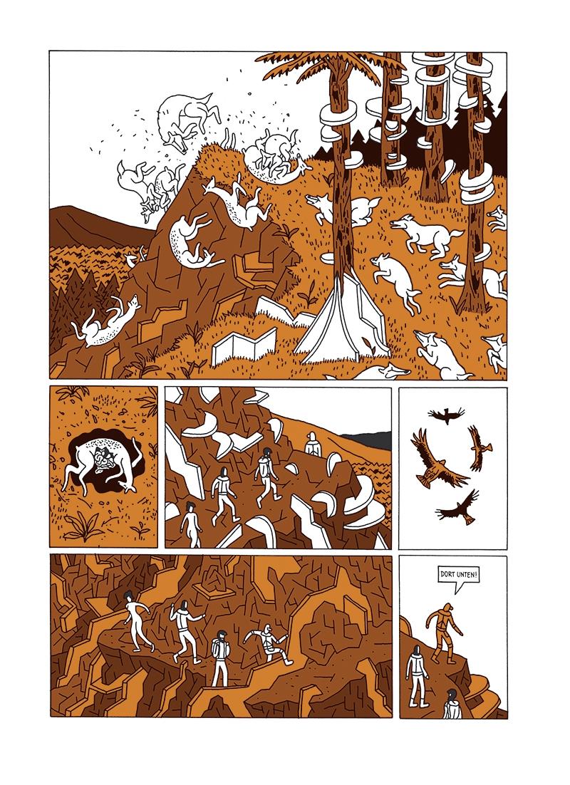 Dämmerung, Edition Moderne, Seite 27