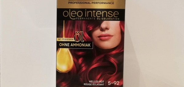 Syoss Oleo Intense Helles Rot 5-92