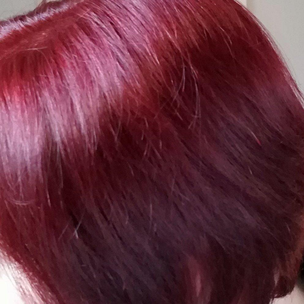 Syoss Helles Rot - Kunstlicht