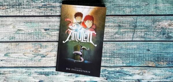 Amulett Band 1 +Rezension+