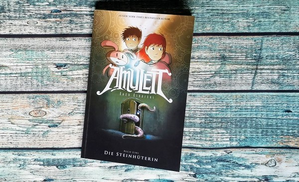 Amulett Band 1 +Rezension+