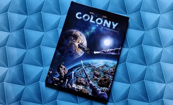 Colony Band 1 +Rezension+