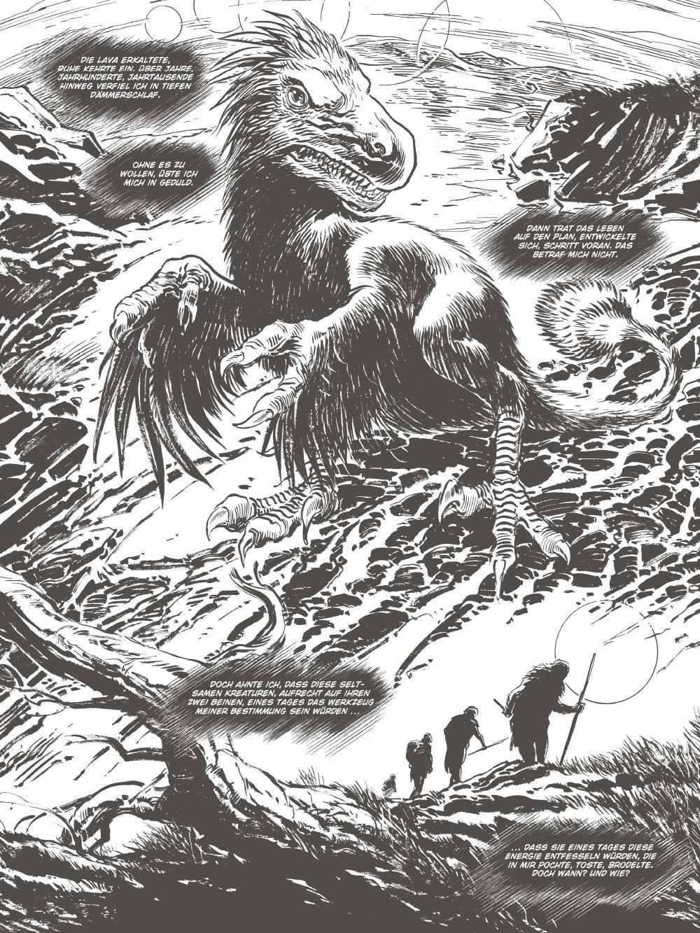 Die Bombe, Carlsen Verlag, Seite 8