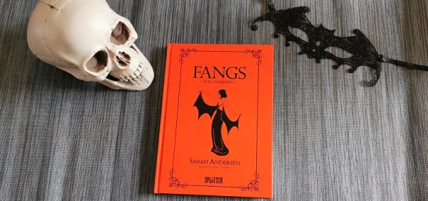 Fangs von Sarah Andersen +Rezension+