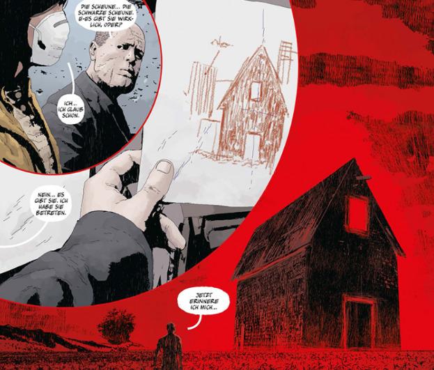 Gideon Falls 4, Splitter Verlag, Ausschnitt Seite 14
