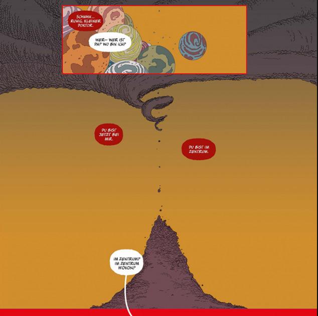 Gideon Falls 4, Splitter Verlag, Ausschnitt Seite 6