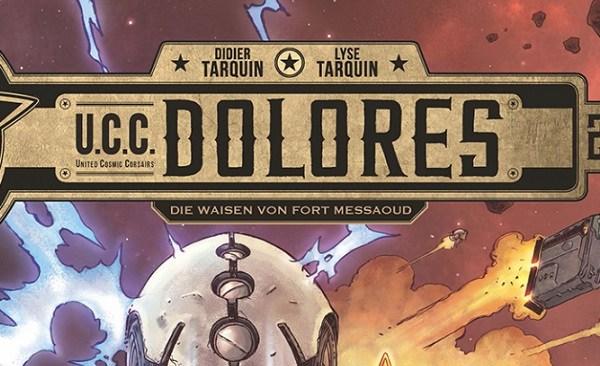 UCC Dolores Band 2/3 +Rezension+