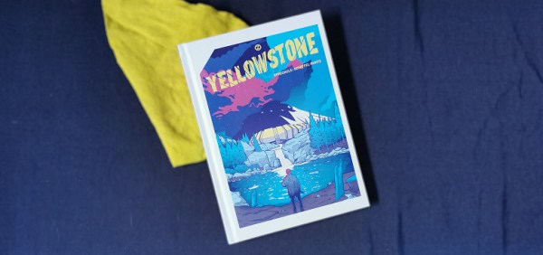 Yellowstone +Rezension+