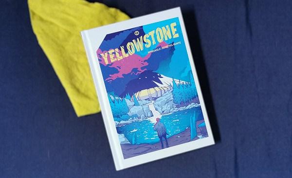 Yellowstone +Rezension+