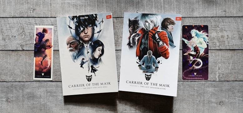 Carrier ot the Mask 1und2