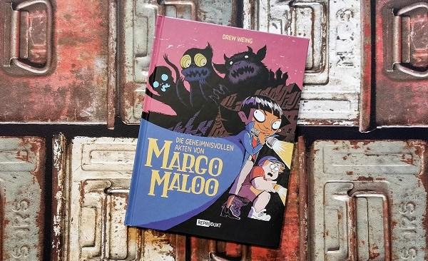 Margo Maloo +Rezension+