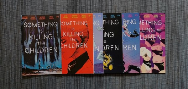 Something is killing the Children +Rezension+