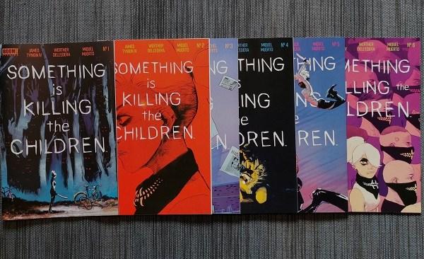 Something is killing the Children +Rezension+