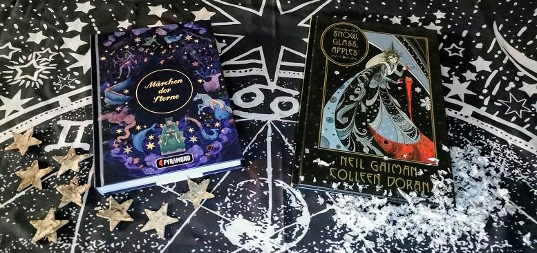 Märchen der Sterne und Snow, Glass, Apples