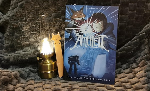 Amulett Band 2 +Rezension+