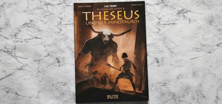 Theseus +Rezension+