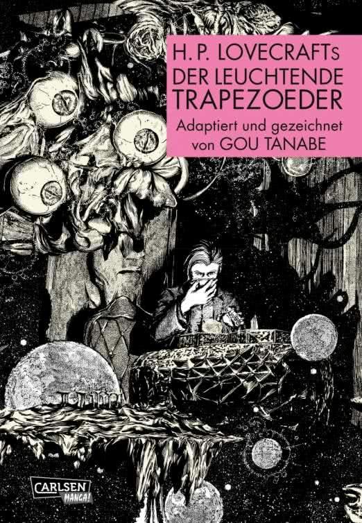 Der leuchtende Trapezoeder adaptiert und gezeichnet von Gou Tanabe