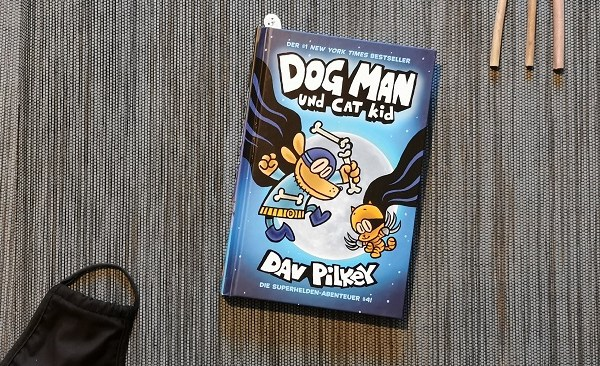 Dog Man 4 +Rezension+