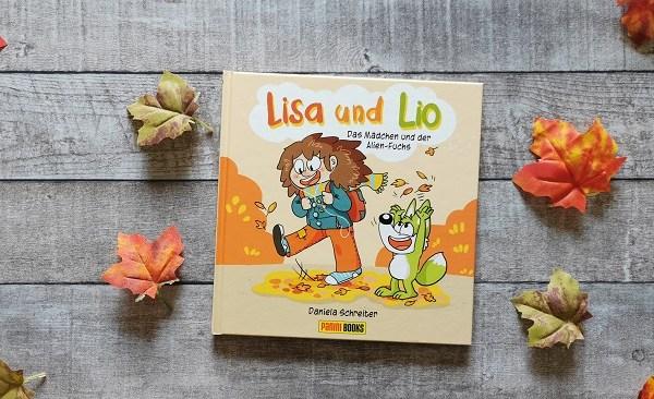 Kids Comic Week: Lisa und Lio