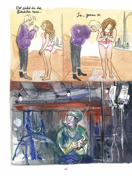 Penelopes zwei Leben, Reprodukt, Seite 20