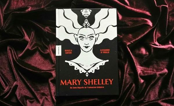 Mary Shelley +Rezension+