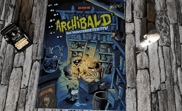 Archibald 1 +Rezension+