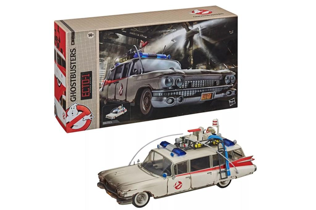 Ghostbusters Ecto-1 Plasma Series
